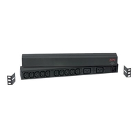 APC Basic Rack-Mount PDU (AP9559)