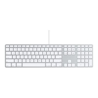 Apple Keyboard with Numeric Keypad (MB110RS/B)