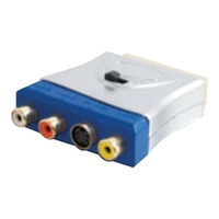 C2G Video- / Audio-Adapter - S-Video / Composit...