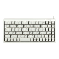 CHERRY Compact-Keyboard G84-4100 (G84-4100LCMEU-0)