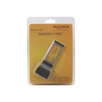 DeLock Express Card to 1x serial (66211)