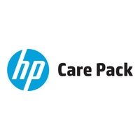 Electronic HP Care Pack Next Business Day Hardware Support for Travelers with Defective Media