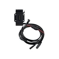 Garmin Motorcycle mount with integrated power cable (010-11270-03)