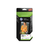HP 364 Series Photo Value Pack (T9D88EE#301)