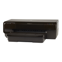 HP Officejet 7110 Wide Format ePrinter (CR768A#A81)