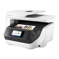 HP Officejet Pro 8720 All-in-One - Multifunktionsdrucker (Farbe)