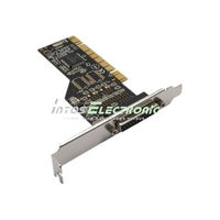 InLine Multi I/O Controller Card - Parallel-Adapter
