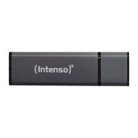 Intenso Alu Line - USB-Flash-Laufwerk - 4 GB