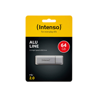 Intenso Alu Line - USB-Flash-Laufwerk - 64 GB