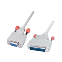 Lindy PC to Fax/Modem Serial Cable (30160)
