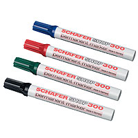Permanent Marker 300, 4er-Set