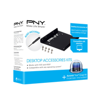 PNY Desktop Accessories Kit - Speichereinschubadapter