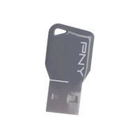 PNY Key Attaché (FDU64GBKEYGRY-EF)