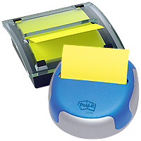 POST-IT Haftnotizen Z-Notes & Haftnotiz-Spender