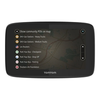 TomTom GO Professional 520 (1PN5.002.07)
