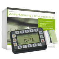 Zeiterfassung CHIPDRIVE mobile Starterkit